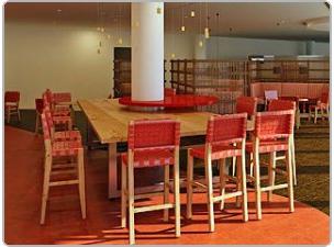 Кафетерий в офисном комплексе