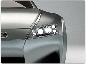 Lexus LF concept